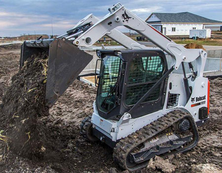 New Bobcat Compact Track Loaders For Sale