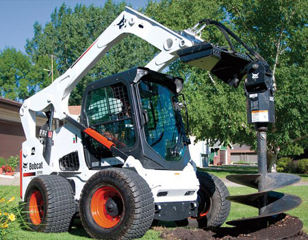 New Bobcat Wheel Loaders For Sale